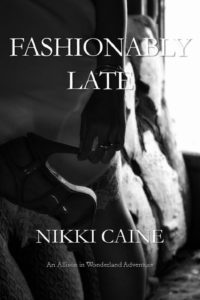 Book Cover: Fashionably Late