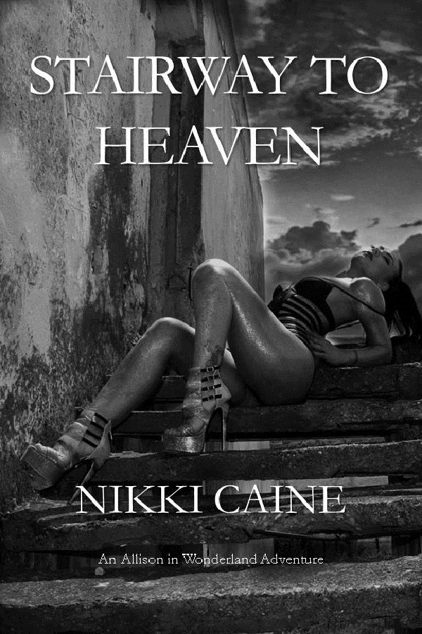 Book Cover: Stairway to Heaven