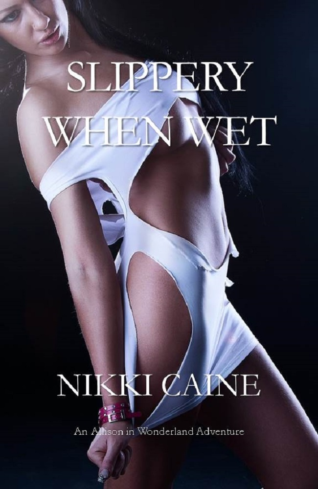 Book Cover: Slippery When Wet