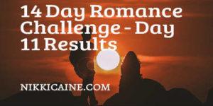 Romance Challenge Day 11