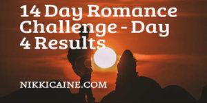 Romance Challenge - Day 4